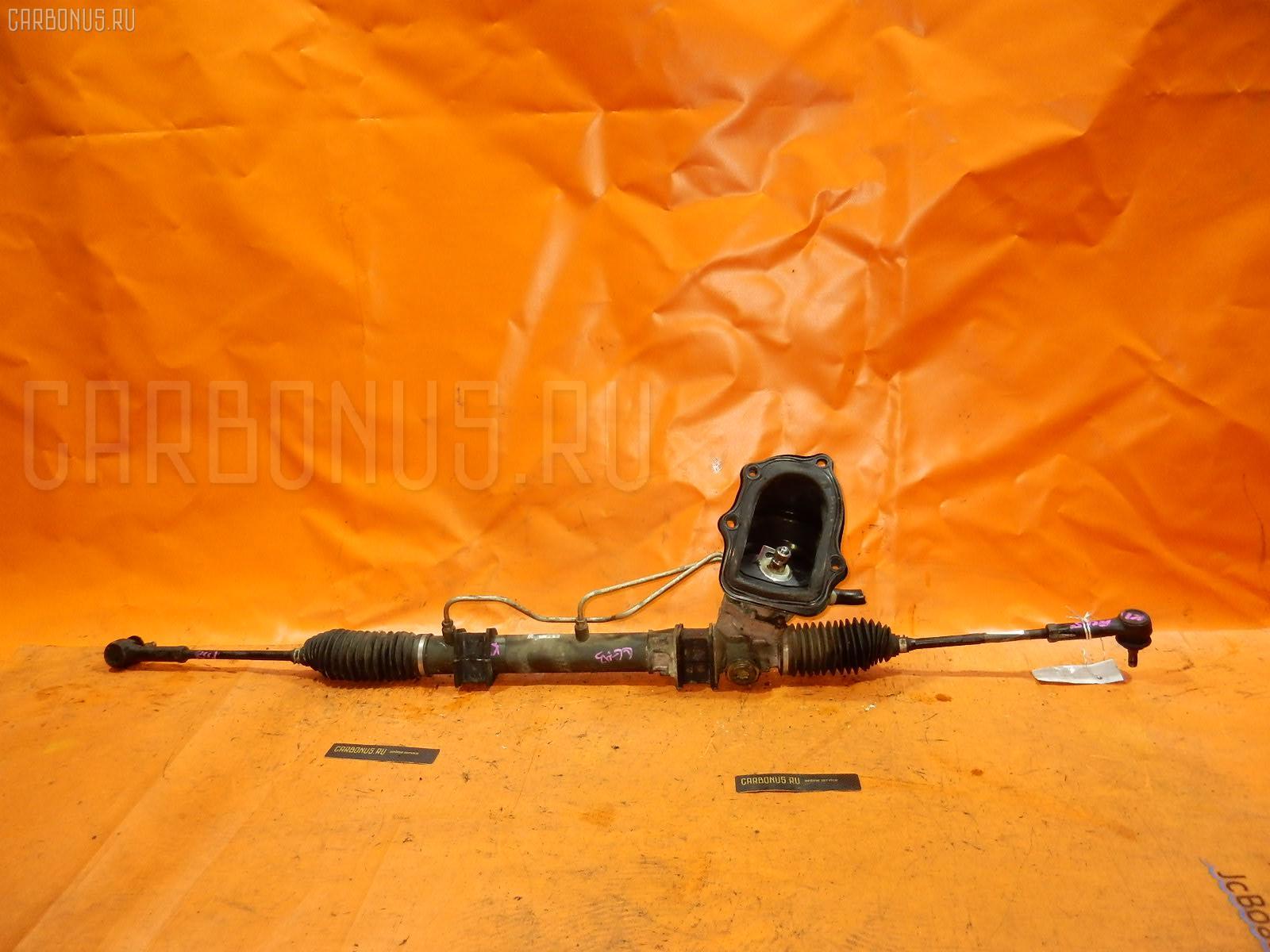 Рулевая рейка NISSAN MARCH AK11 CGA3DE. Фото 3