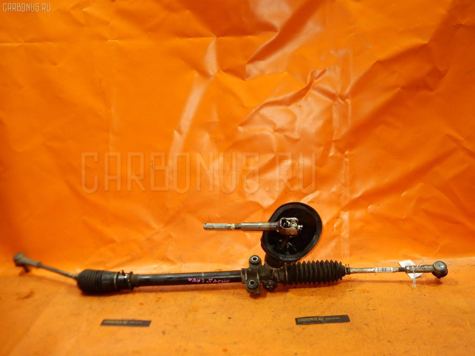 Рулевая рейка SUZUKI ALTO HA24S K6A. Фото 1