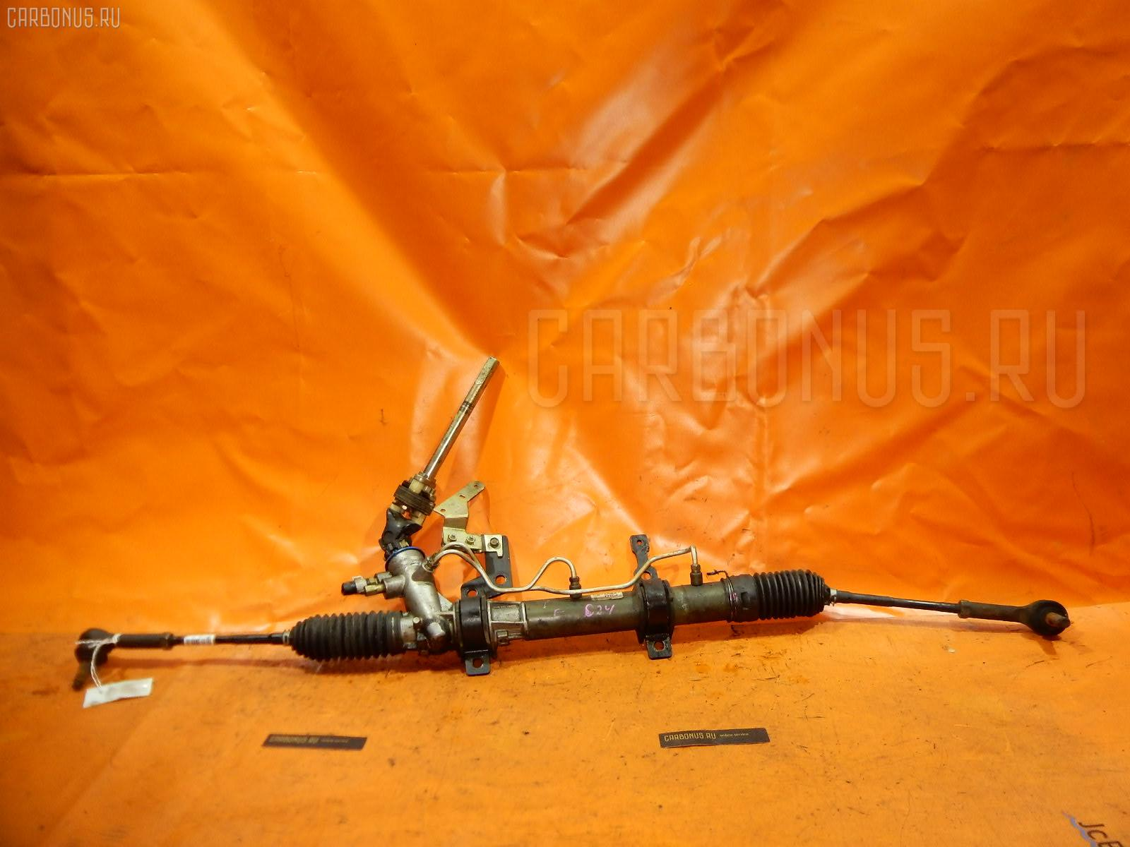 Рулевая рейка NISSAN SERENA TC24 QR20DE. Фото 9