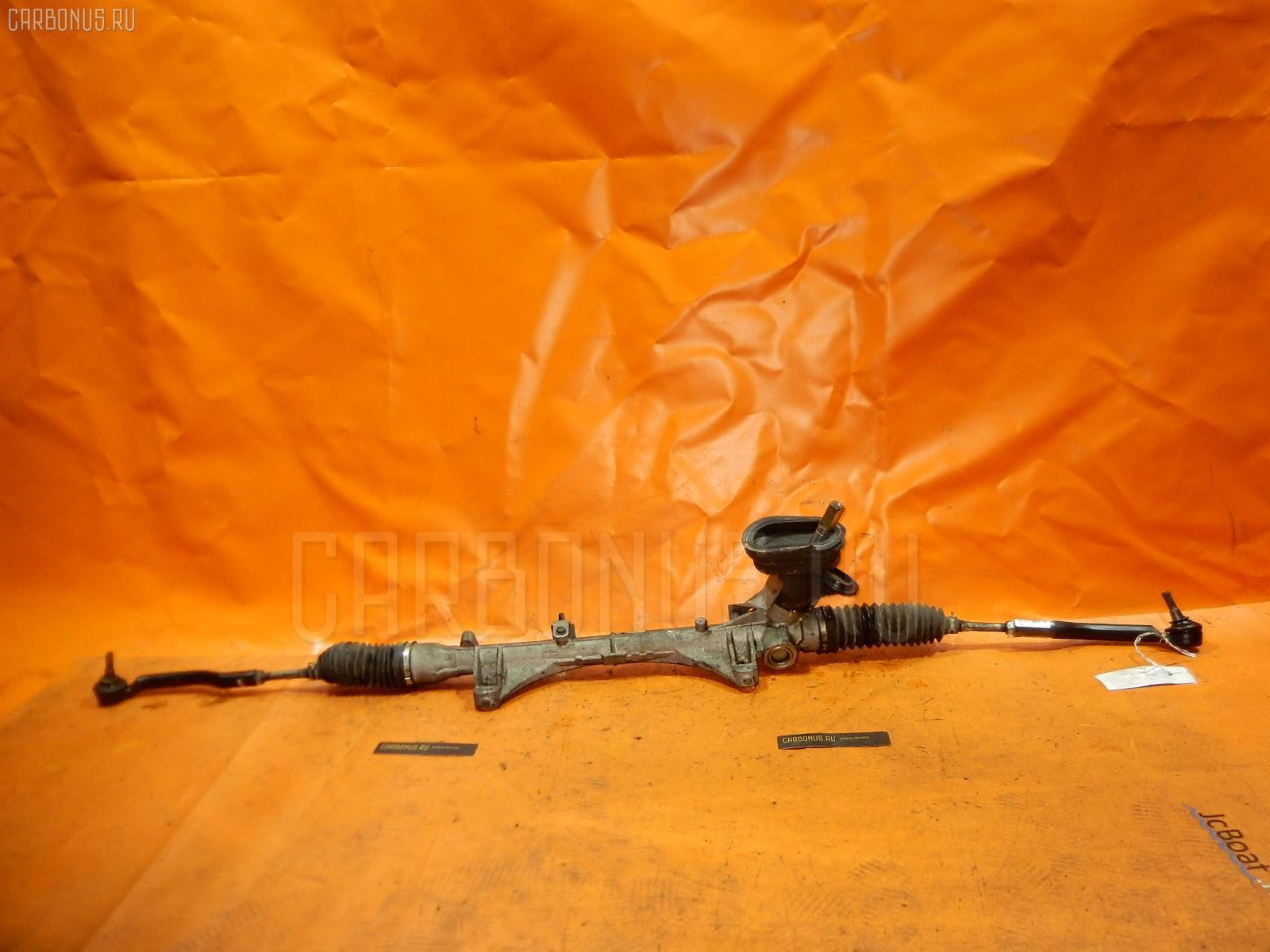 Рулевая рейка NISSAN WINGROAD Y12 HR15-DE. Фото 1