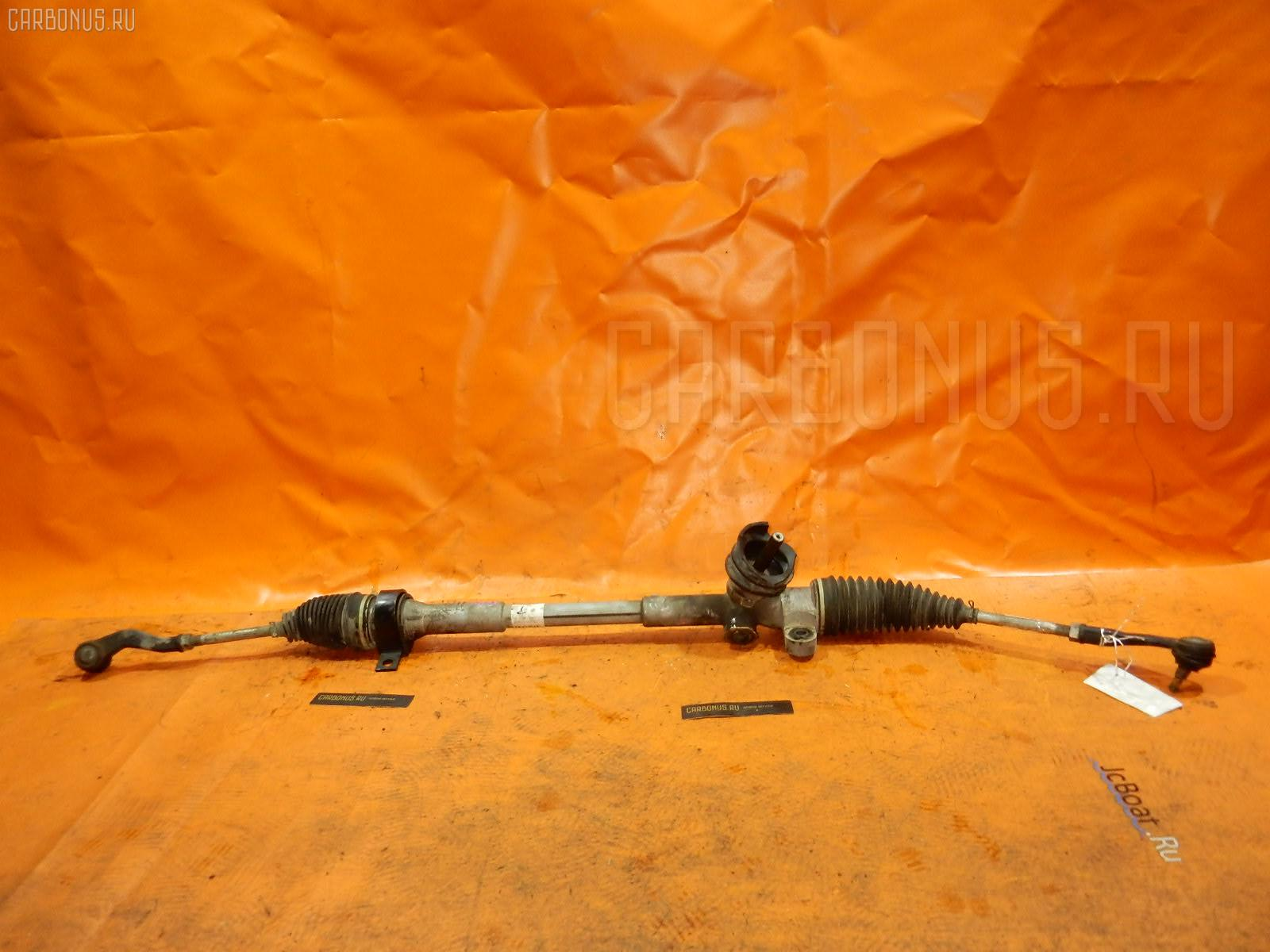 Рулевая рейка TOYOTA PASSO KGC10 1KR-FE. Фото 10