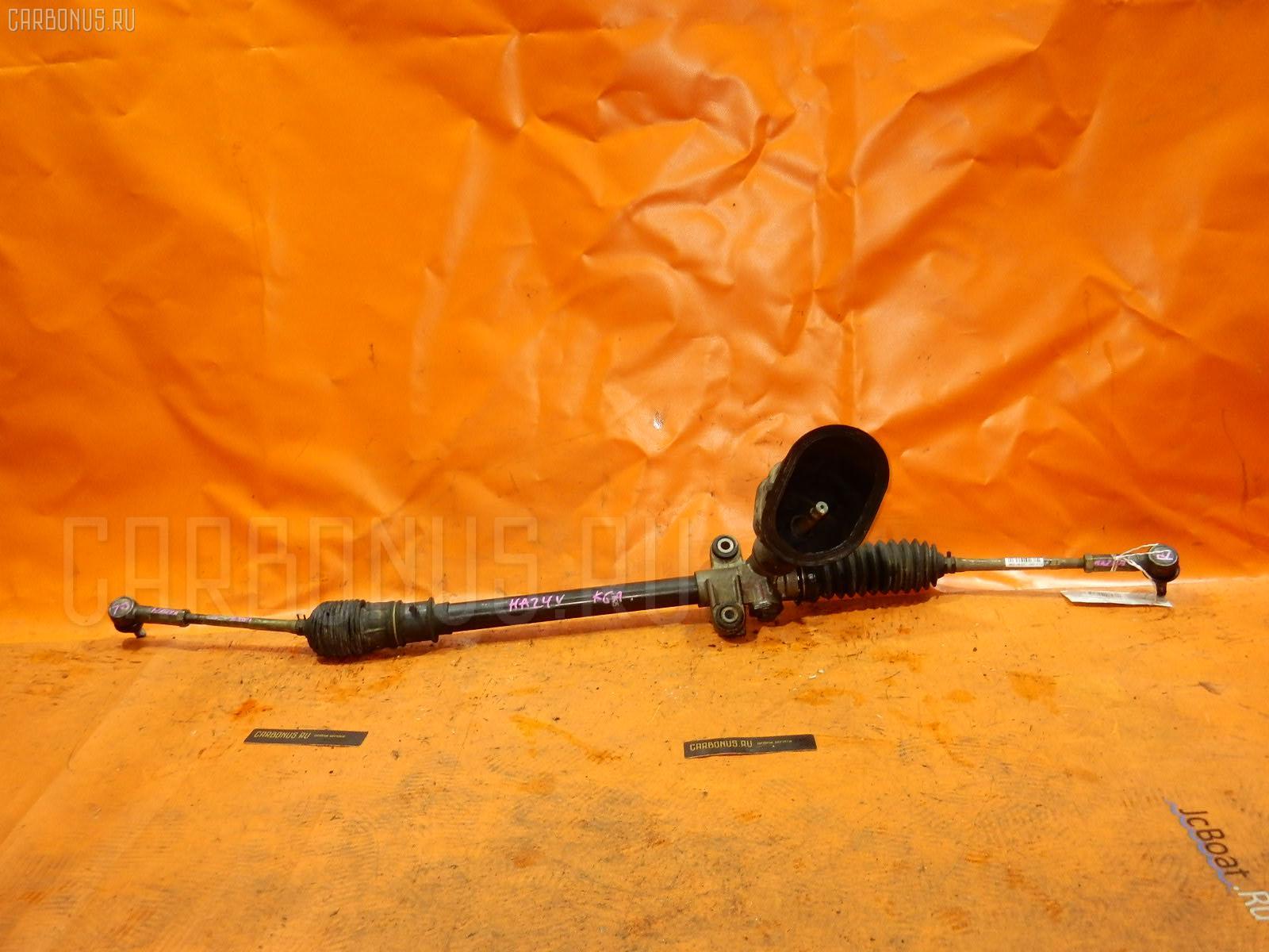 Рулевая рейка SUZUKI ALTO HA24V K6A Фото 1