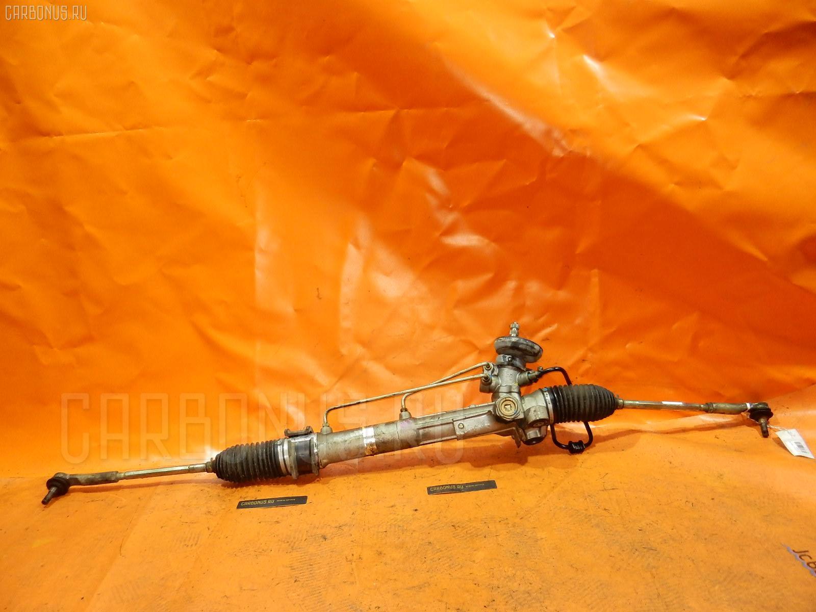 Рулевая рейка HONDA STEPWGN RF5 K20A. Фото 3
