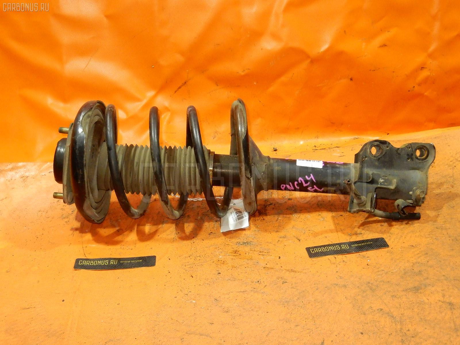 Стойка амортизатора NISSAN SERENA PNC24 SR20DE. Фото 4
