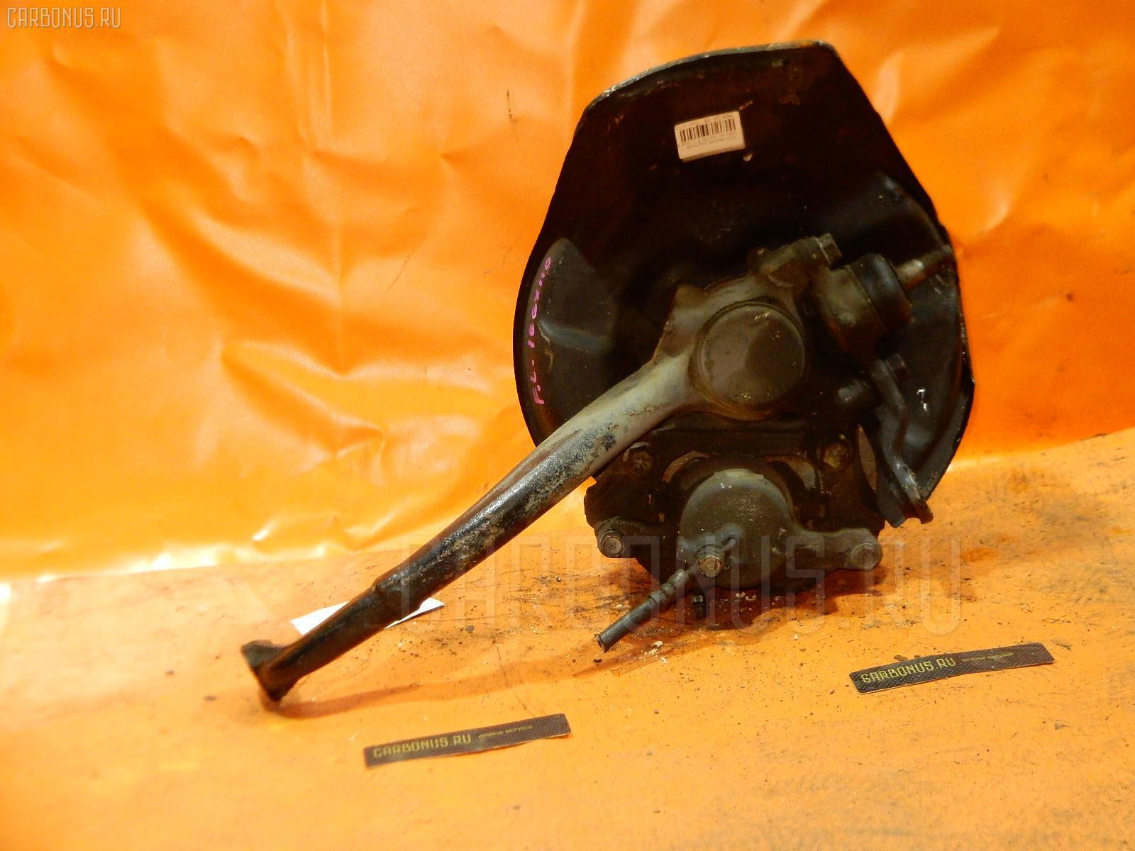 Ступица TOYOTA MARK II GX110 1G-FE. Фото 6