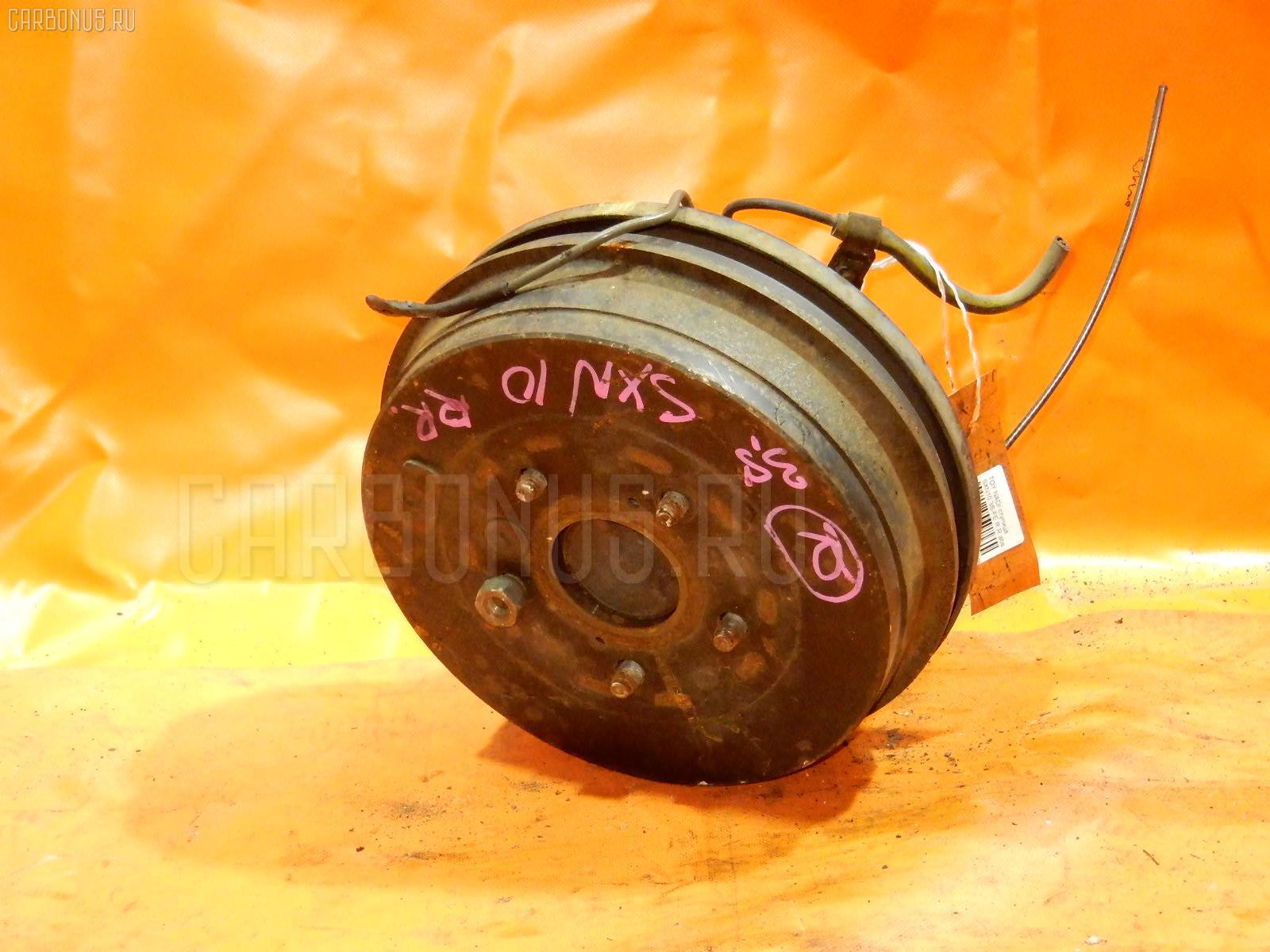 Ступица TOYOTA NADIA SXN10 3S-FE. Фото 6