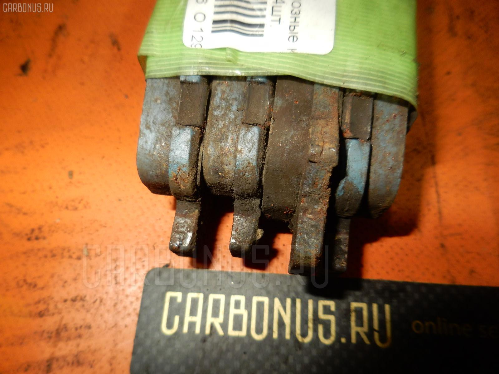 Тормозные колодки SUBARU LEGACY WAGON BH5 EJ20-TT. Фото 4