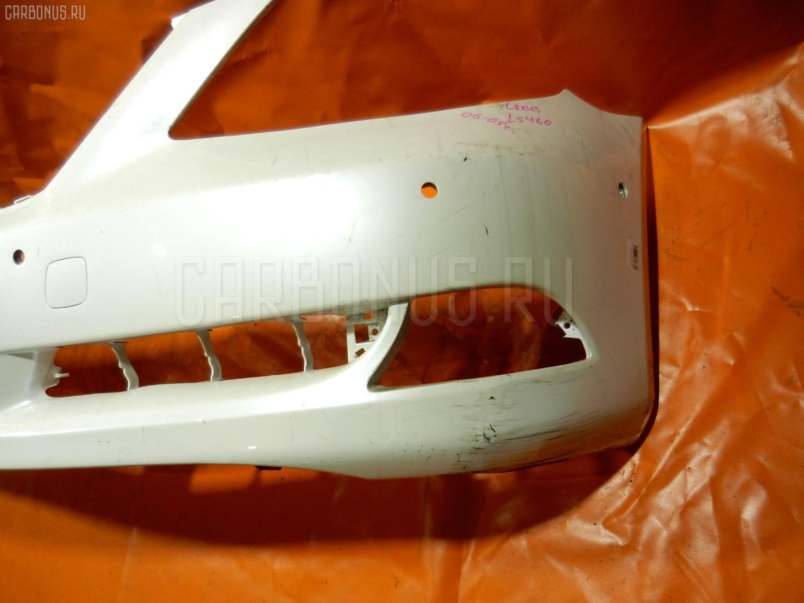 Бампер LEXUS LS460 UCF40L Фото 4