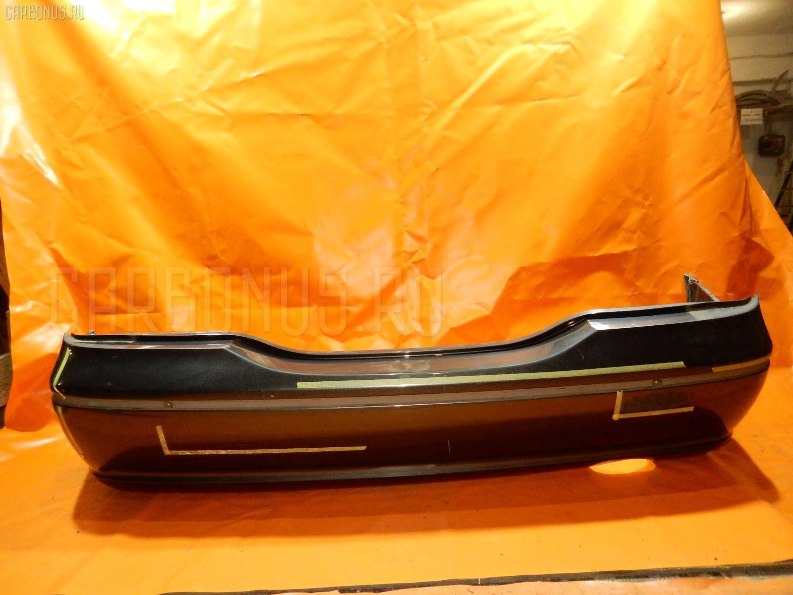 Бампер TOYOTA BREVIS JCG10 Фото 1