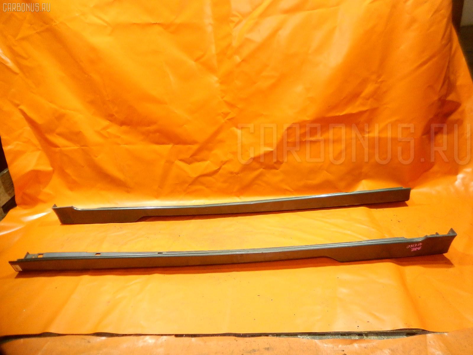 Порог кузова пластиковый ( обвес ) SUBARU LEGACY LANCASTER BHE Фото 1