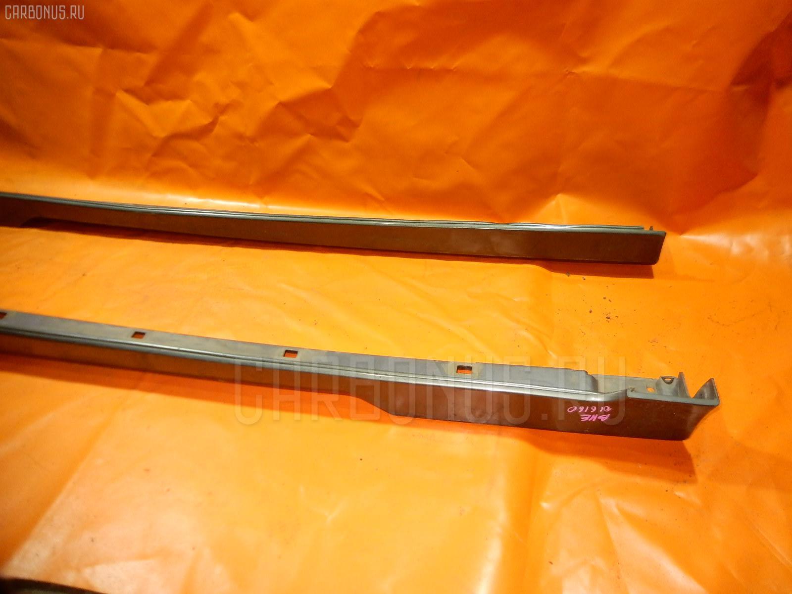 Порог кузова пластиковый ( обвес ) SUBARU LEGACY LANCASTER BHE Фото 2
