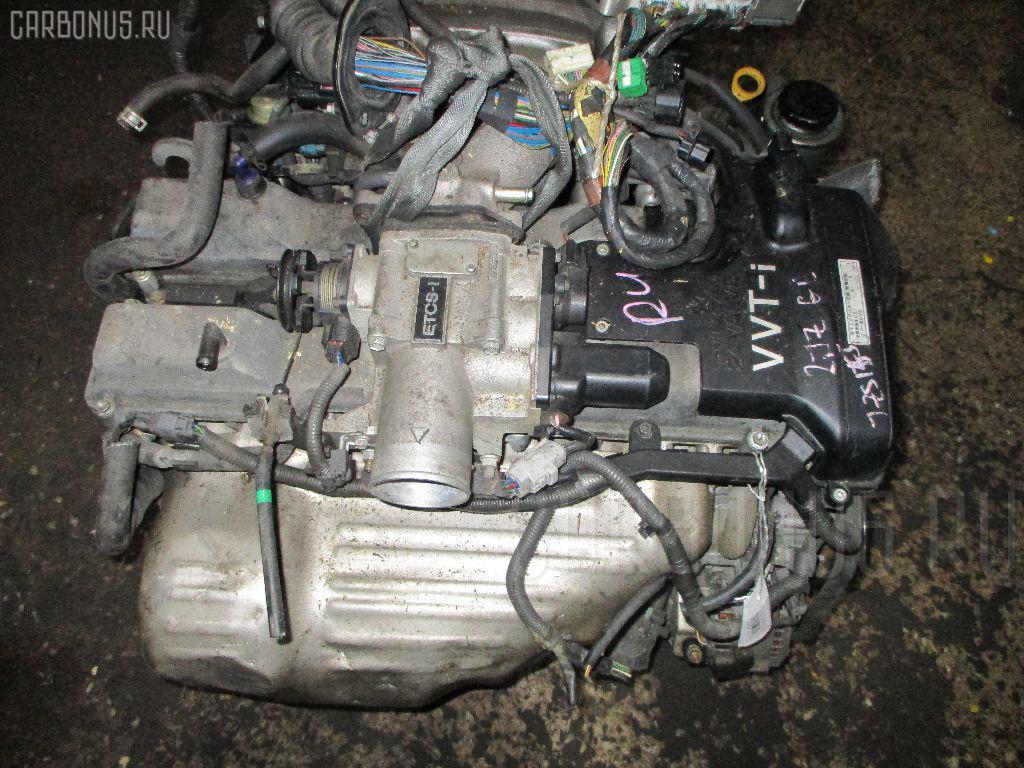 Двигатель TOYOTA CROWN JZS155 2JZ-GE. Фото 8