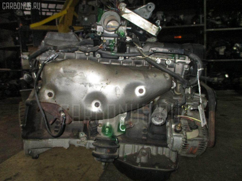 Двигатель TOYOTA MARK II JZX100 1JZ-GE. Фото 8