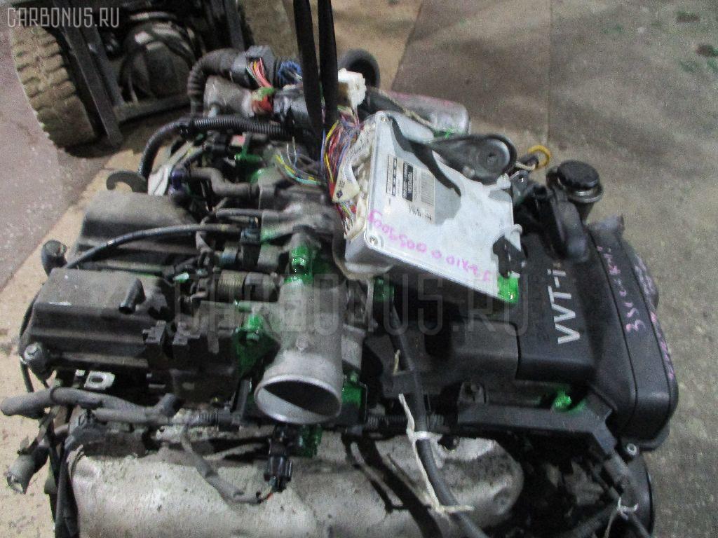 Двигатель TOYOTA MARK II JZX100 1JZ-GE. Фото 9