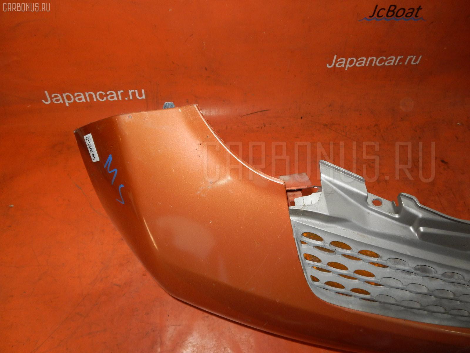 Бампер NISSAN MARCH BK12 Фото 4