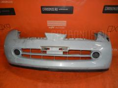 Бампер Nissan March YK12 Фото 2