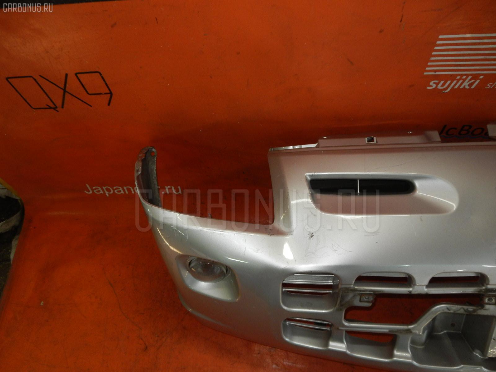 Бампер Nissan Pino HC24S Фото 1