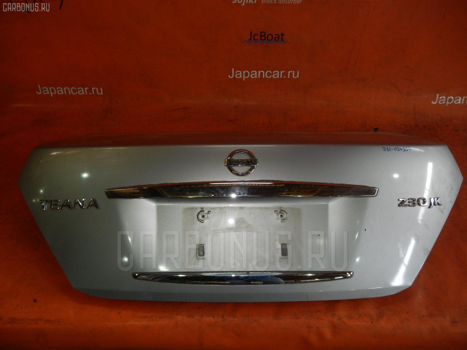 Крышка багажника NISSAN TEANA J31 Фото 1
