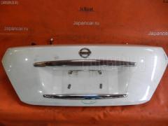 Крышка багажника NISSAN TEANA PJ31 Фото 2