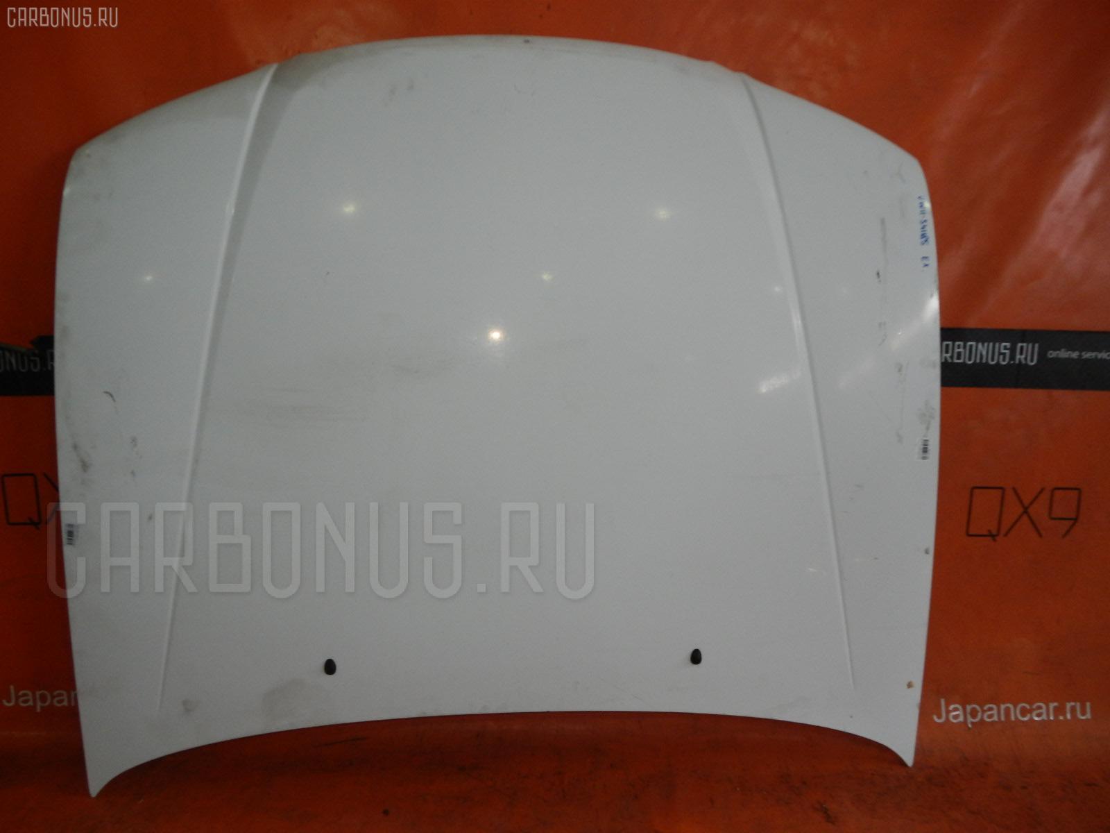 Капот NISSAN EXPERT VW11. Фото 2