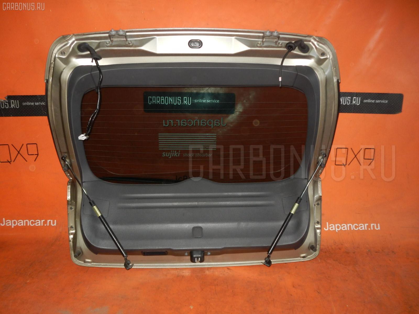 Дверь задняя SUBARU IMPREZA WAGON GH2 Фото 3