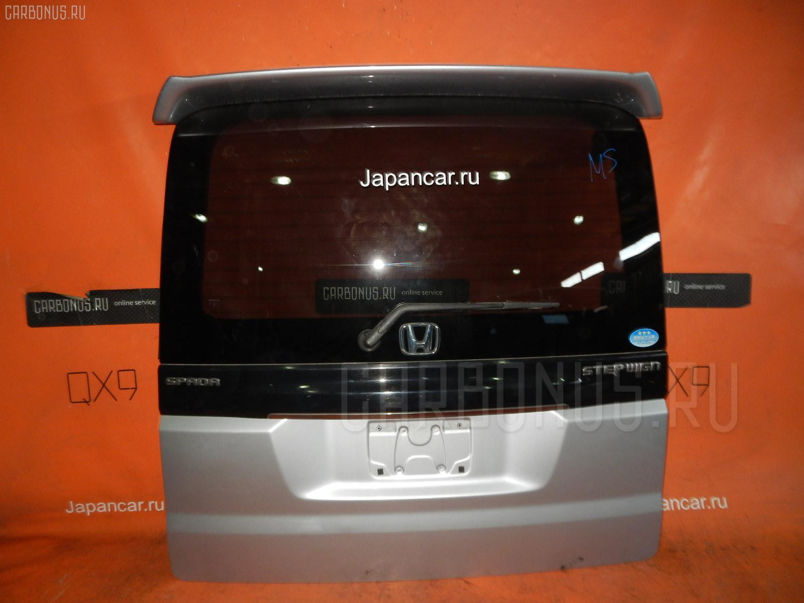 Дверь задняя Honda Stepwgn RF5 Фото 1