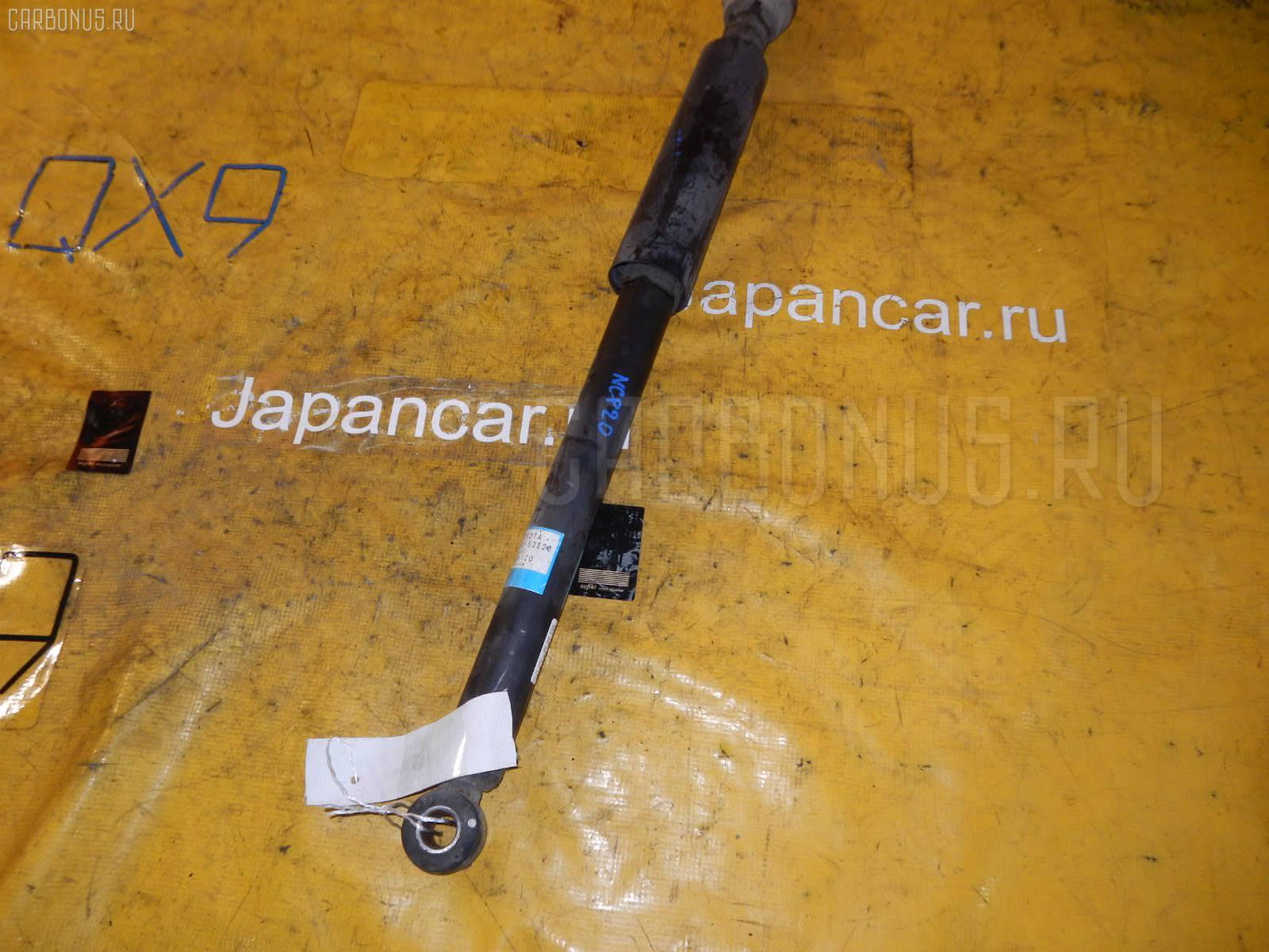 Амортизатор Toyota Funcargo NCP20 Фото 1