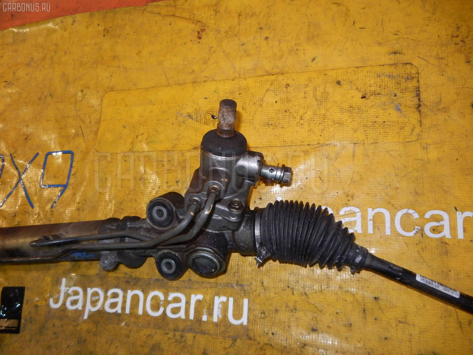Рулевая рейка TOYOTA MARK II GX90 1G-FE. Фото 6