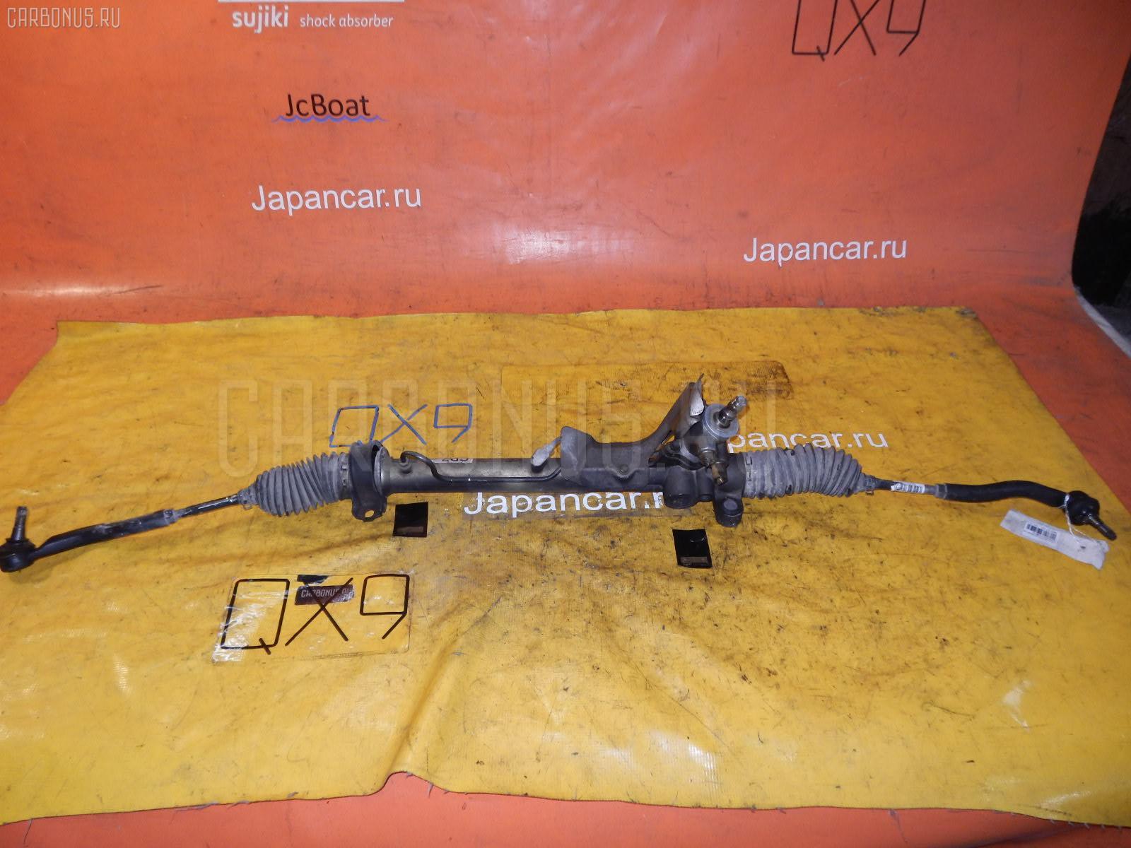 Рулевая рейка TOYOTA SUCCEED NCP51V 1NZ-FE Фото 1