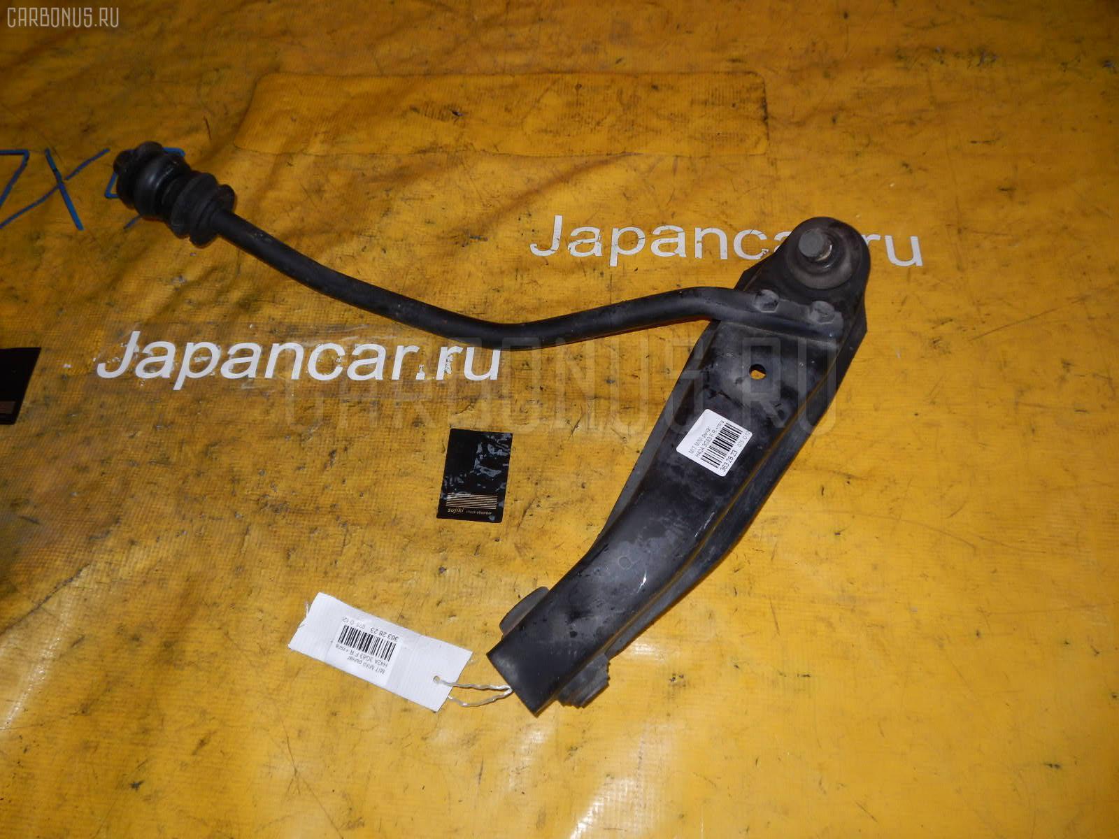 Рычаг MITSUBISHI MINICA H42A 3G83 Фото 1