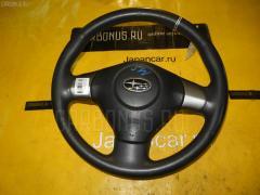 Руль Subaru Impreza wagon GH2 Фото 2