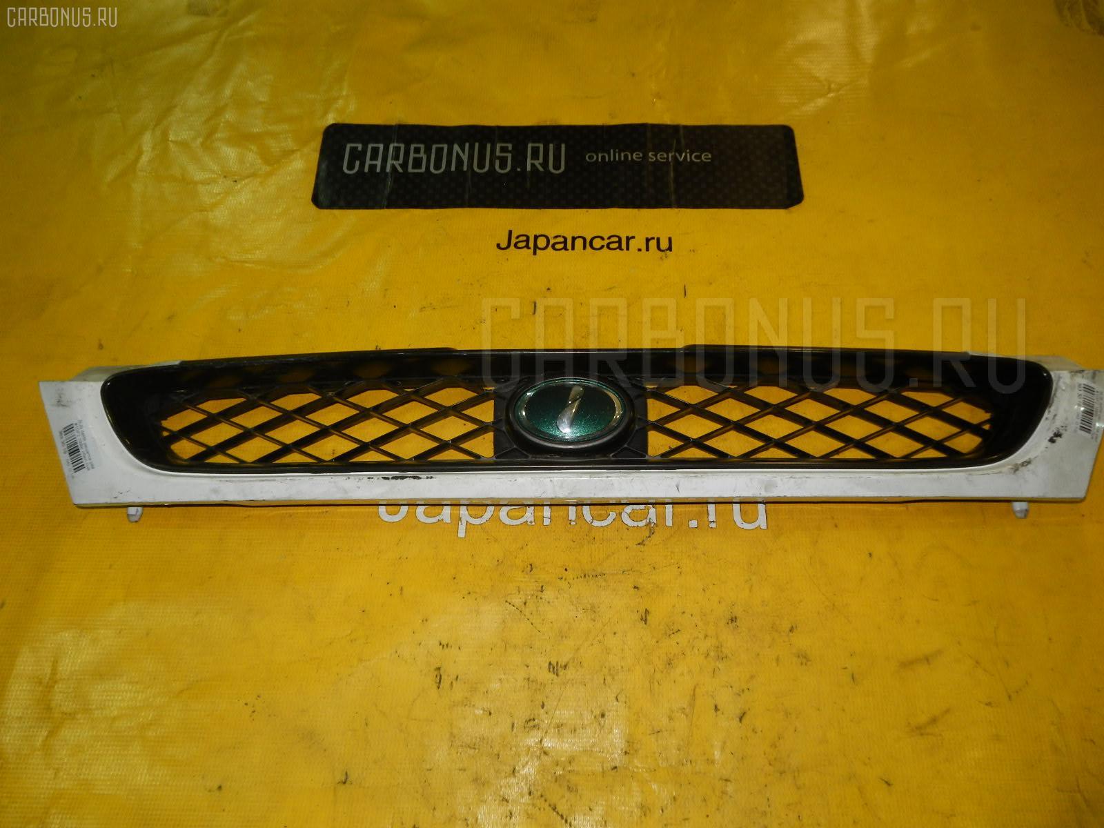 Решетка радиатора SUBARU IMPREZA WAGON GF2 Фото 2