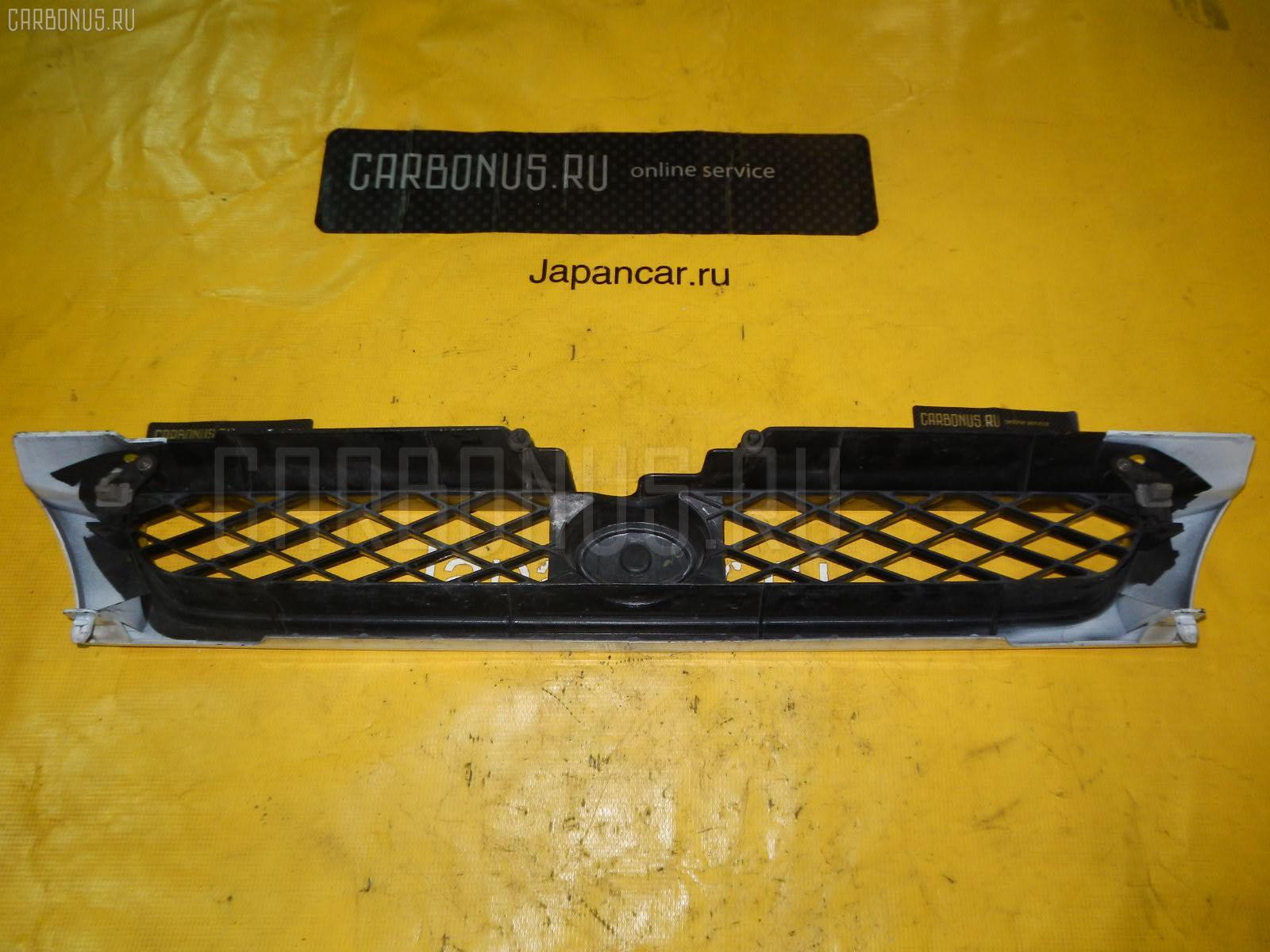 Решетка радиатора SUBARU IMPREZA WAGON GF2 Фото 1