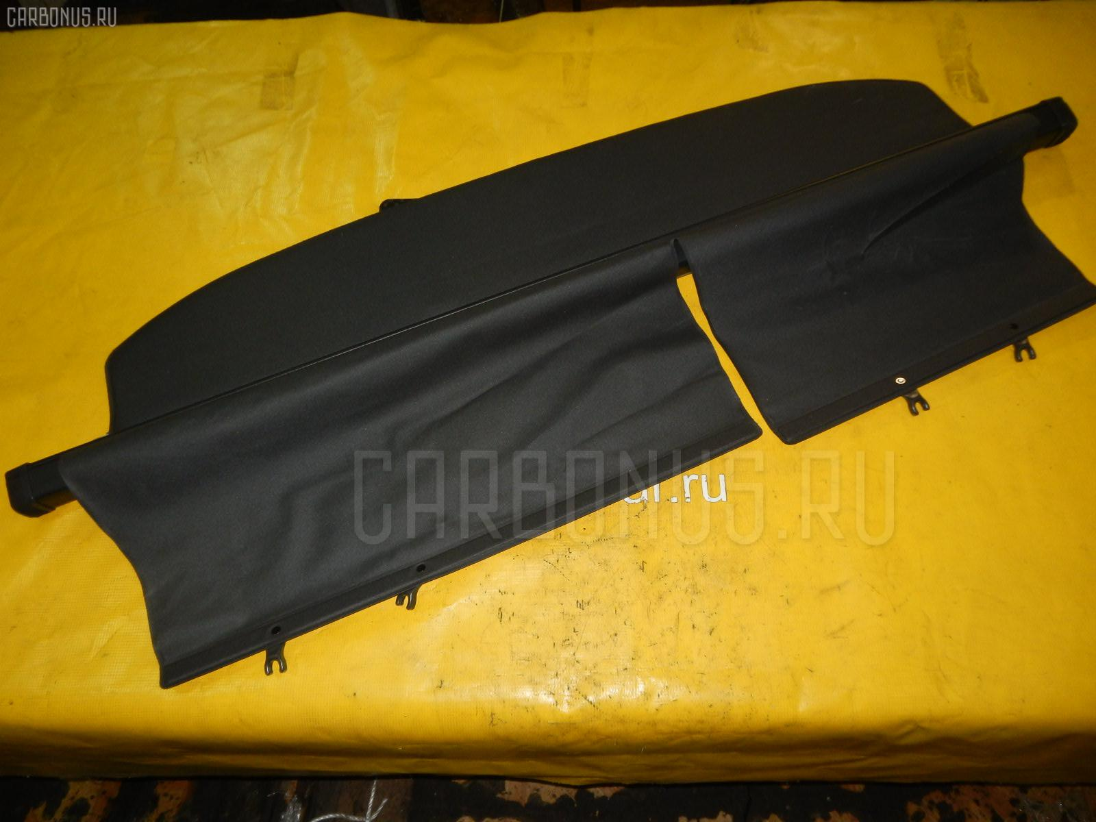 Шторка багажника TOYOTA COROLLA FIELDER ZZE122G Фото 1