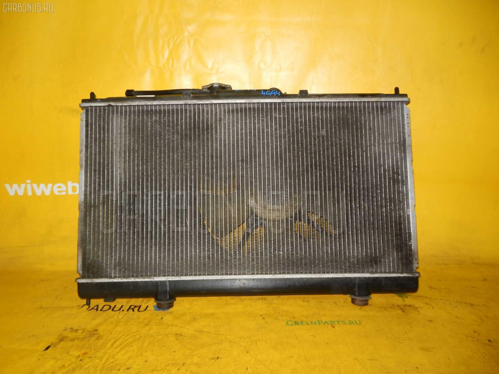 Радиатор ДВС MITSUBISHI GALANT EA7A 4G94. Фото 2
