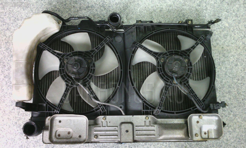 Радиатор ДВС SUBARU LEGACY WAGON BH5 EJ20-TT Фото 2