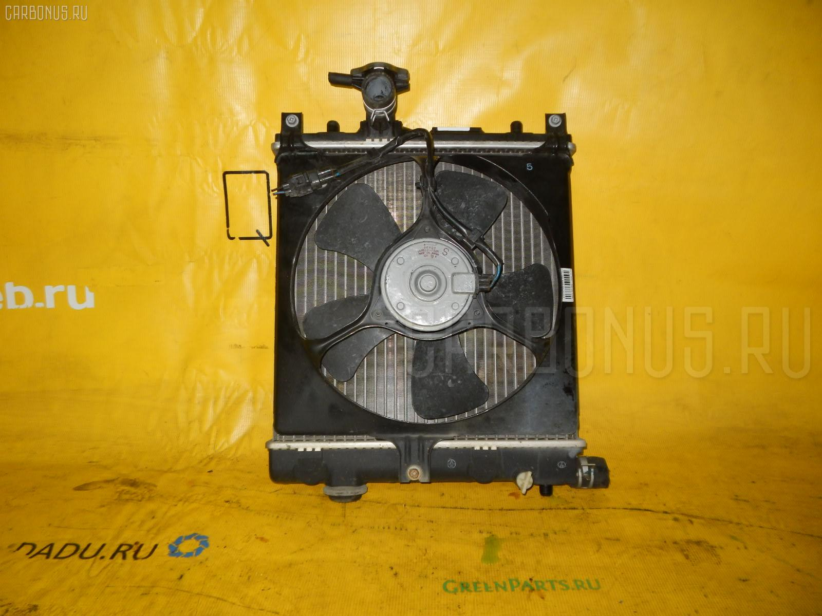 Радиатор ДВС SUZUKI ALTO HA24S K6A Фото 1