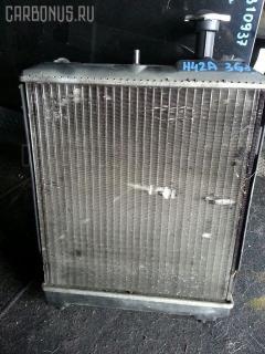 Радиатор ДВС Mitsubishi Minica H42A 3G83 Фото 3