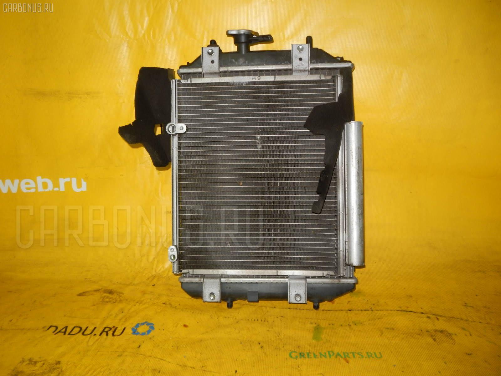 Радиатор ДВС DAIHATSU ESSE L235S KF-VE Фото 2