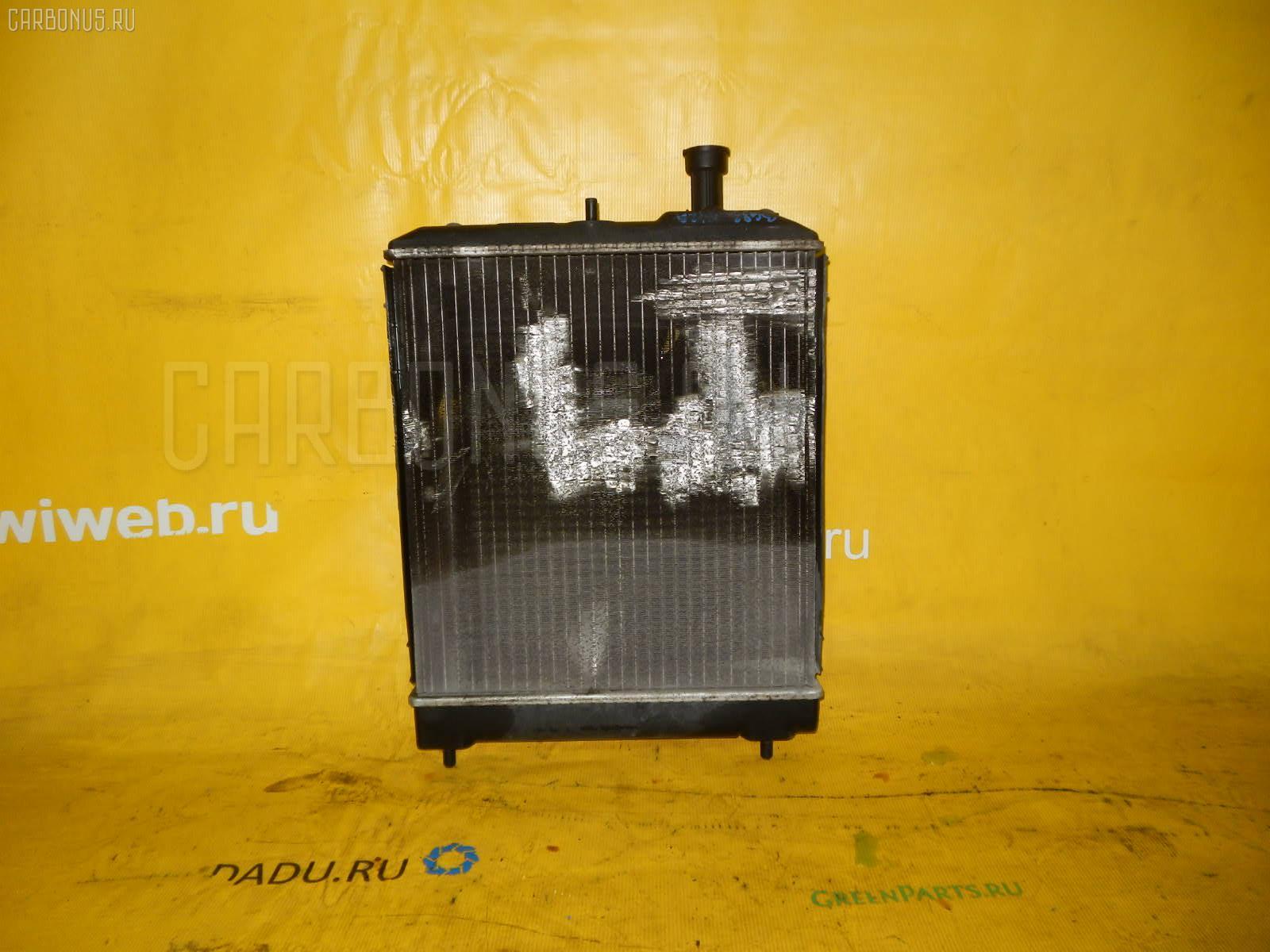 Вентилятор радиатора ДВС на Mitsubishi Minica H42A 3G83 Фото 1
