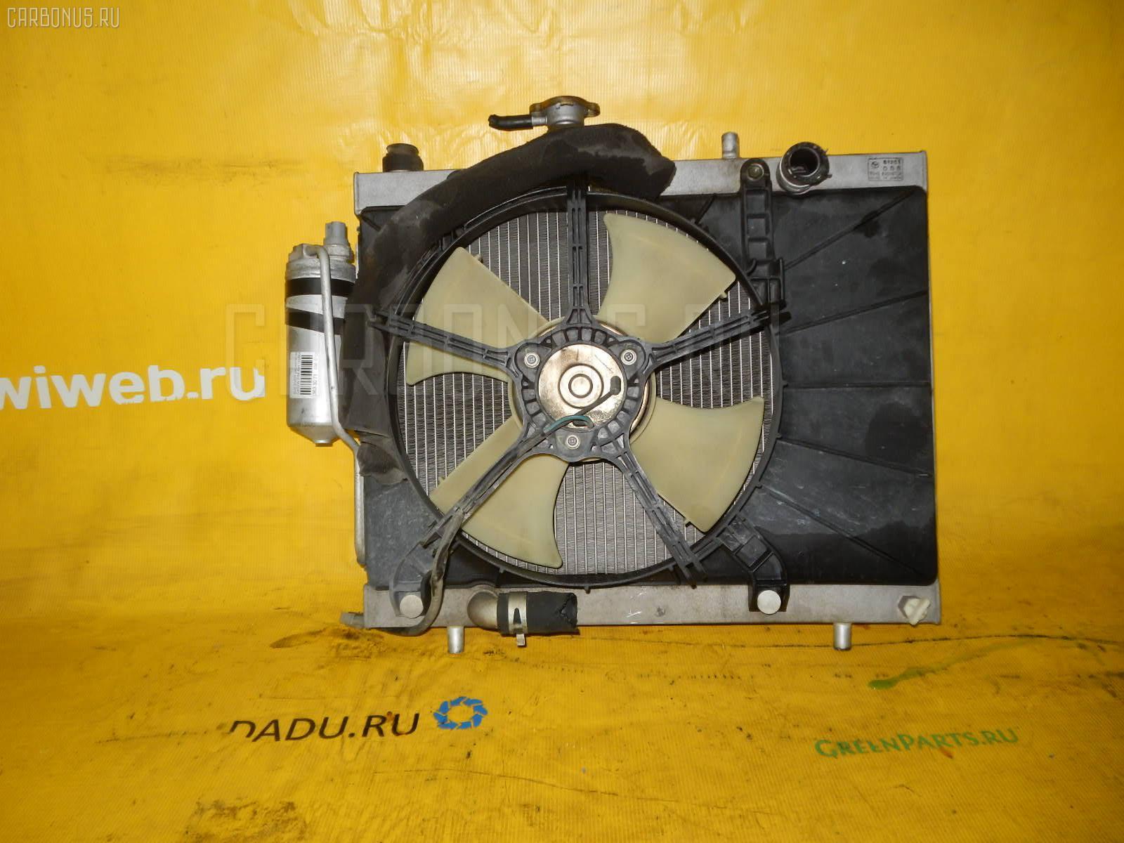 Радиатор ДВС SUZUKI EVERY WAGON DA52W F6A Фото 1