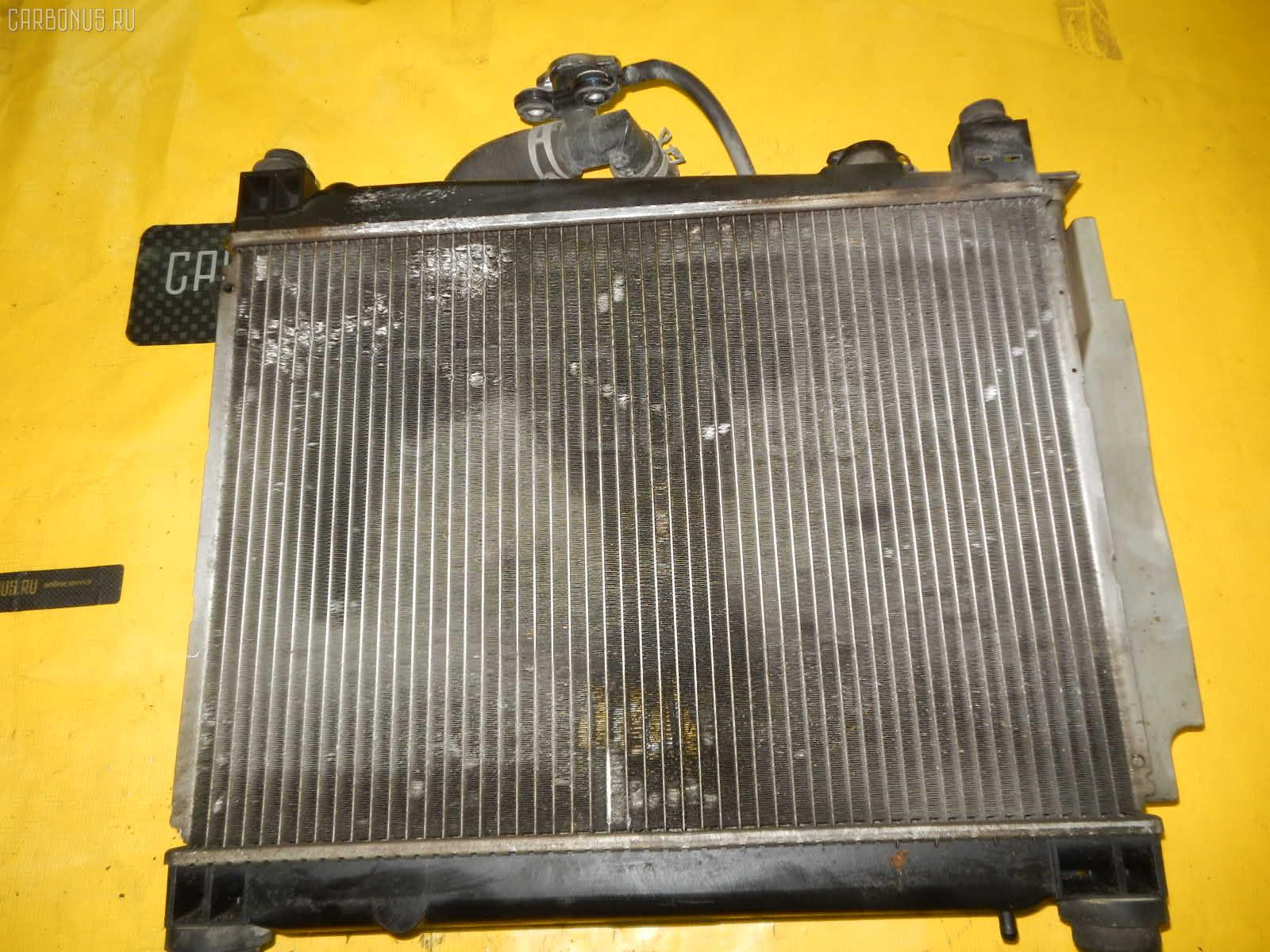 Радиатор ДВС Toyota Succeed NCP51V 1NZ-FE Фото 1