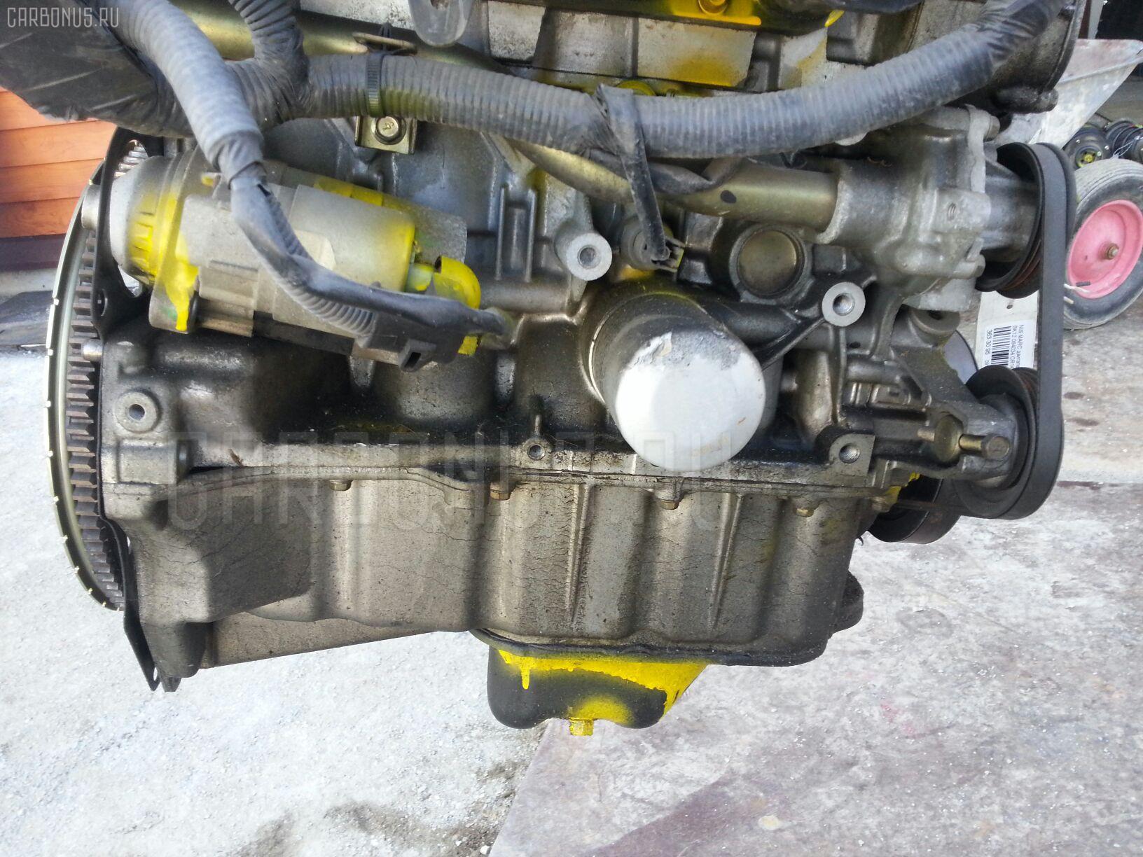 Двигатель NISSAN MARCH BK12 CR14DE. Фото 3