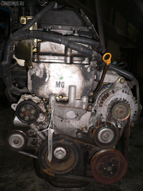 Двигатель NISSAN MARCH BK12 CR14DE. Фото 10