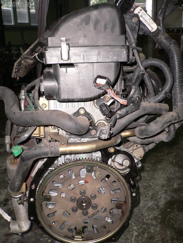 Двигатель NISSAN MARCH BK12 CR14DE Фото 4