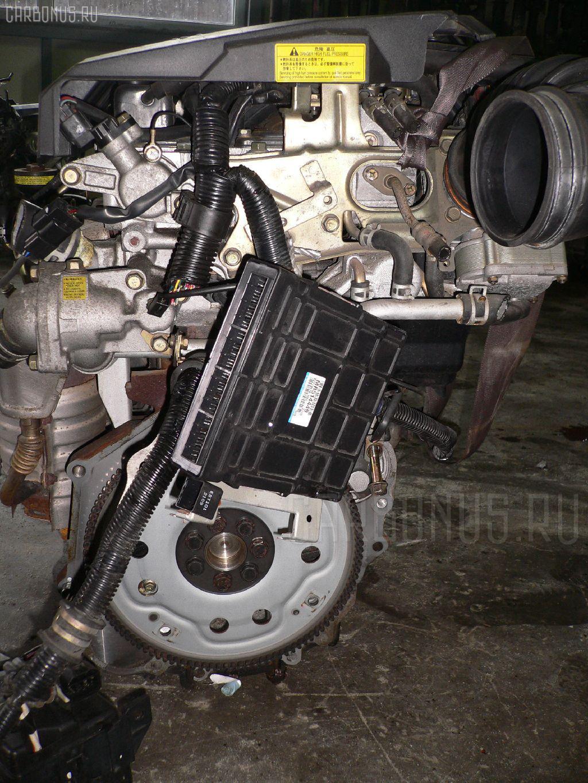 Двигатель MITSUBISHI GALANT EA7A 4G94. Фото 7