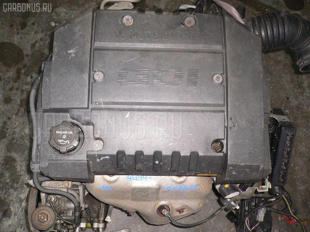 Двигатель MITSUBISHI GALANT EA7A 4G94. Фото 2