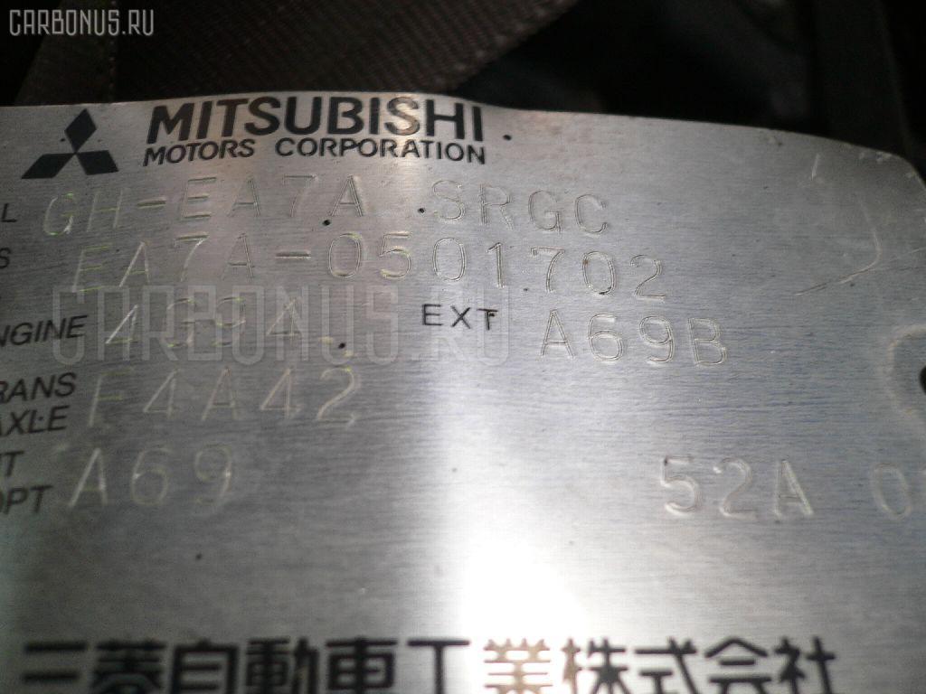 КПП автоматическая MITSUBISHI GALANT EA7A 4G94. Фото 1
