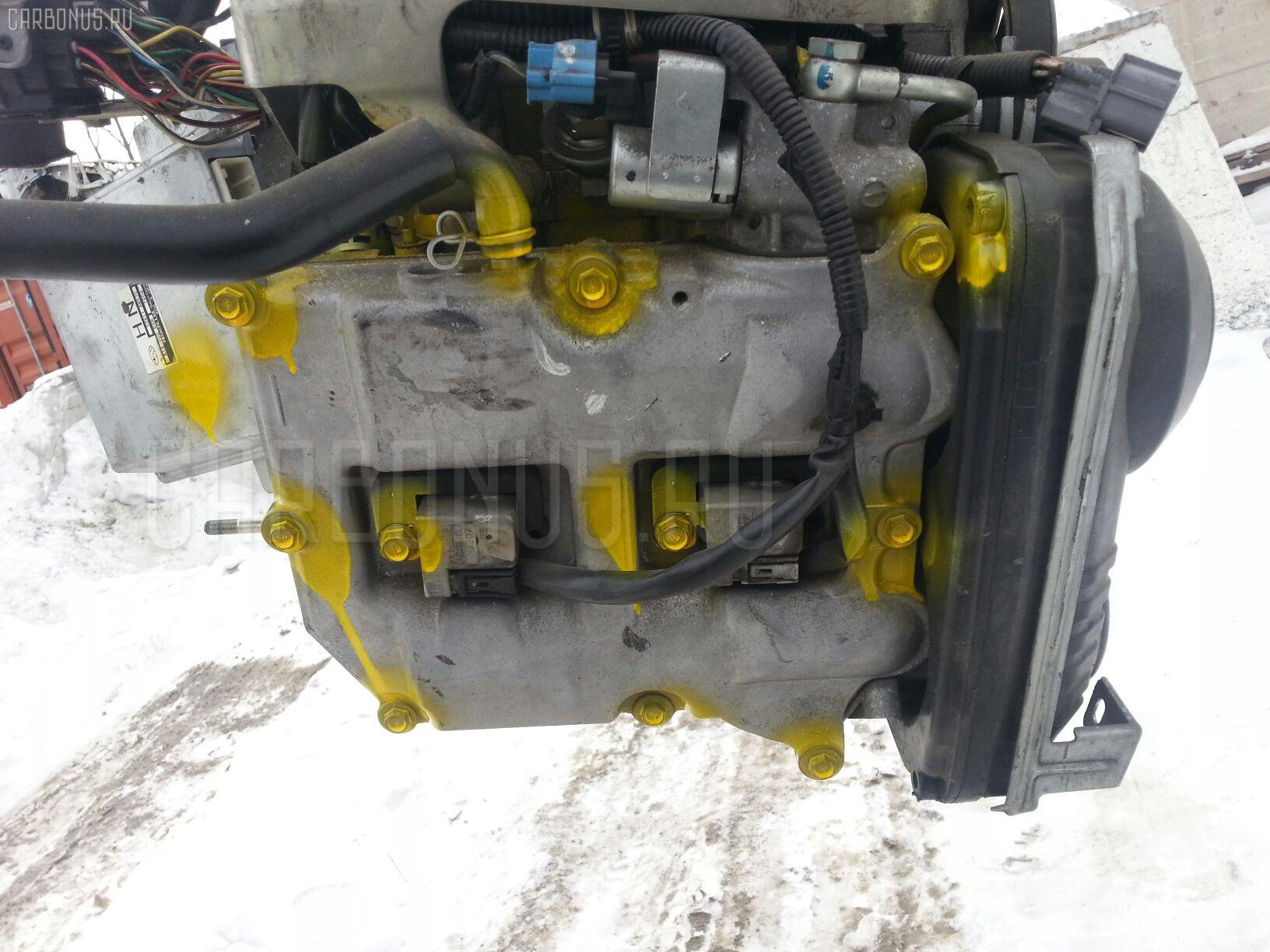 Двигатель SUBARU IMPREZA WAGON GH2 EL15 Фото 5