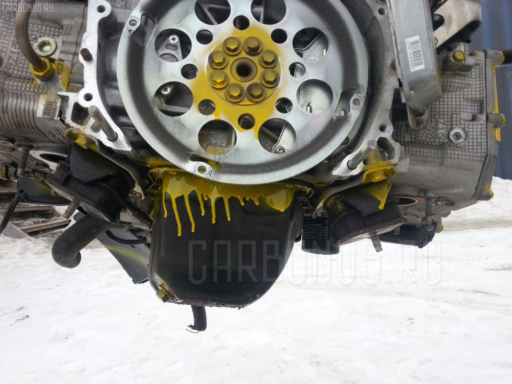 Двигатель SUBARU IMPREZA WAGON GH2 EL15 Фото 3